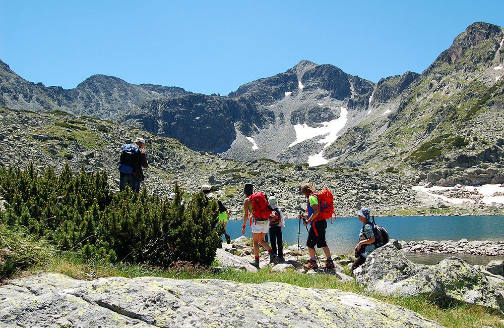 hiking and trekking tours in rila mountains, bulgaria