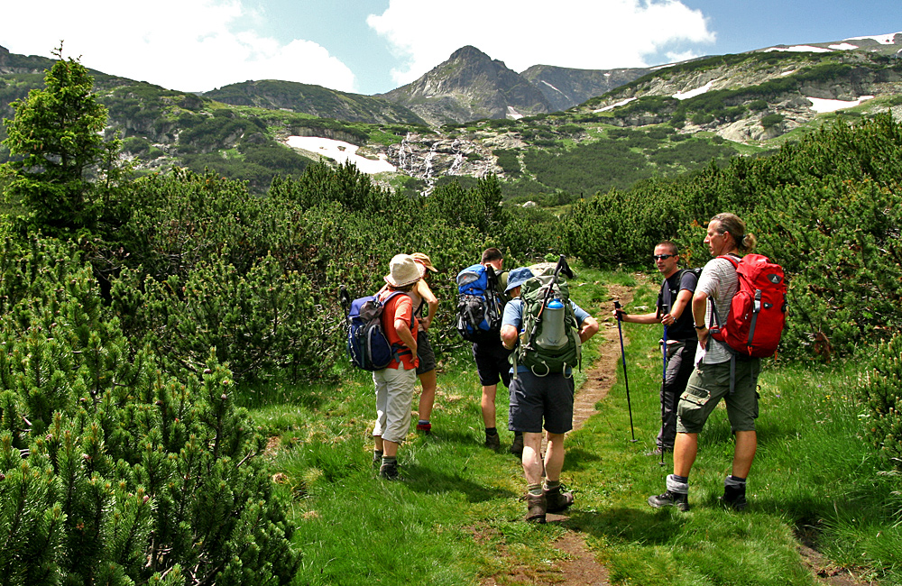 guided and escorted walking and history tours of bulgaria