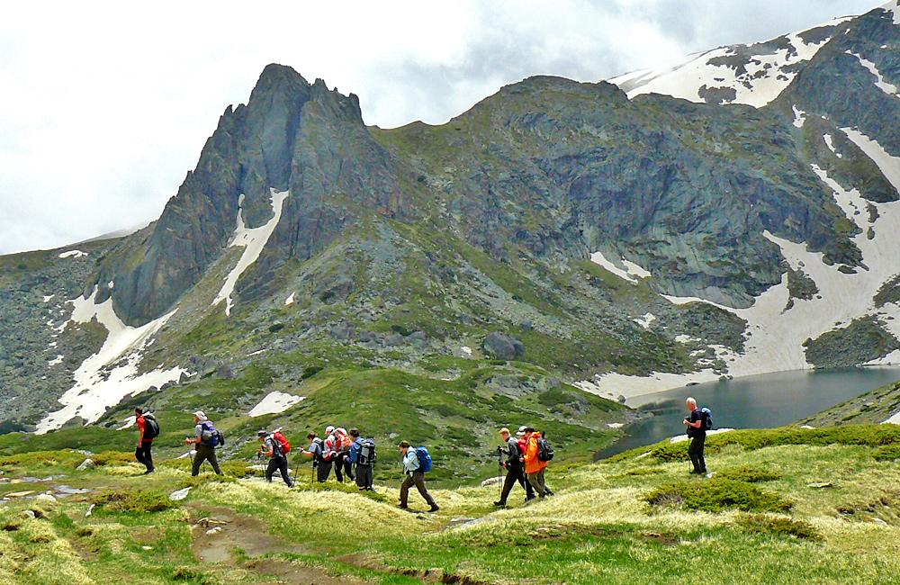 hiking tours in rila mountains and the seven rila lakes, bulgaria