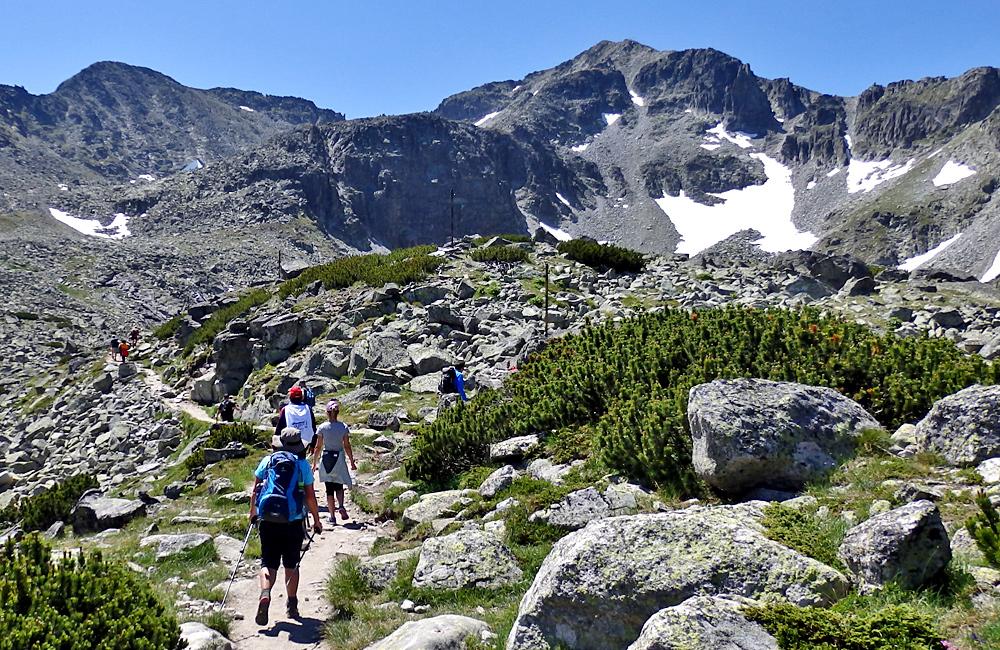 rila mountains trekking and hiking tours, bulgaria