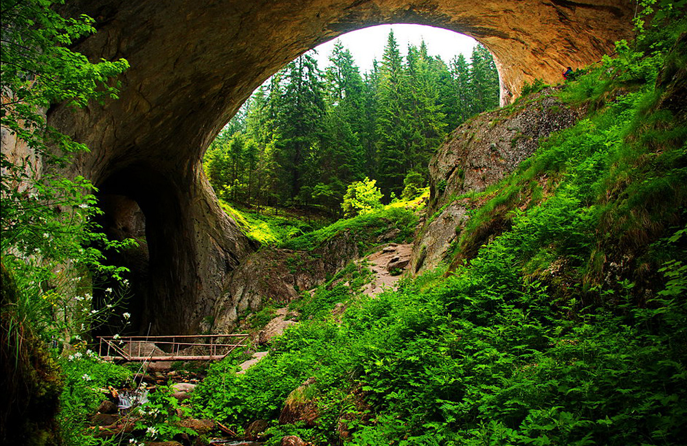 guided and unguided trekking holidays in the rhodope mountains of bulgaria