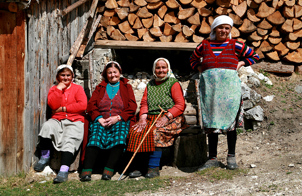 unguided rambling tours in the rhodope mountains, bulgaria