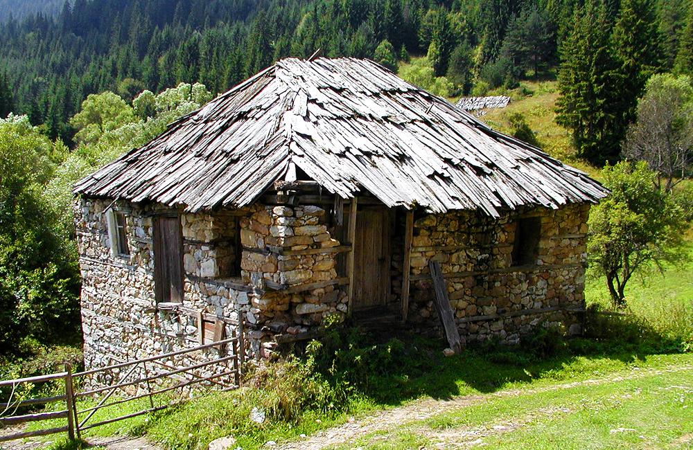 walking and rambling trips in the rhodope mountains, bulgaria