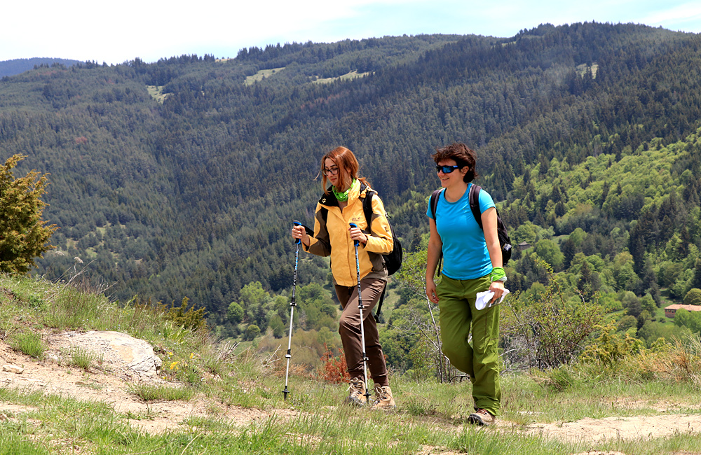 unguided rambling and trekking trips in the rhodopes, bulgaria