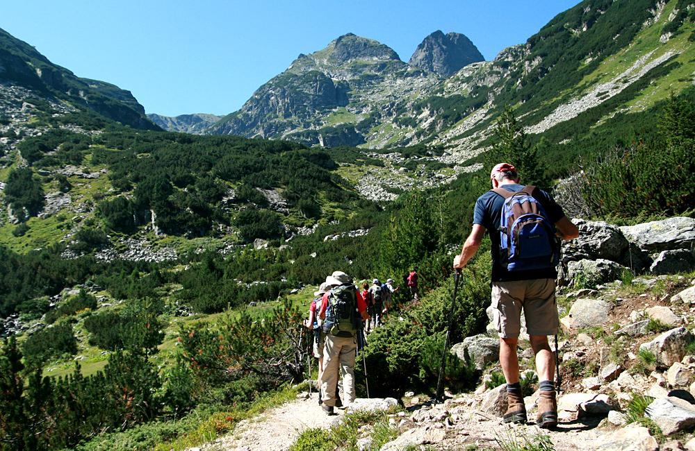 hiking tours in rila mountains, bulgaria