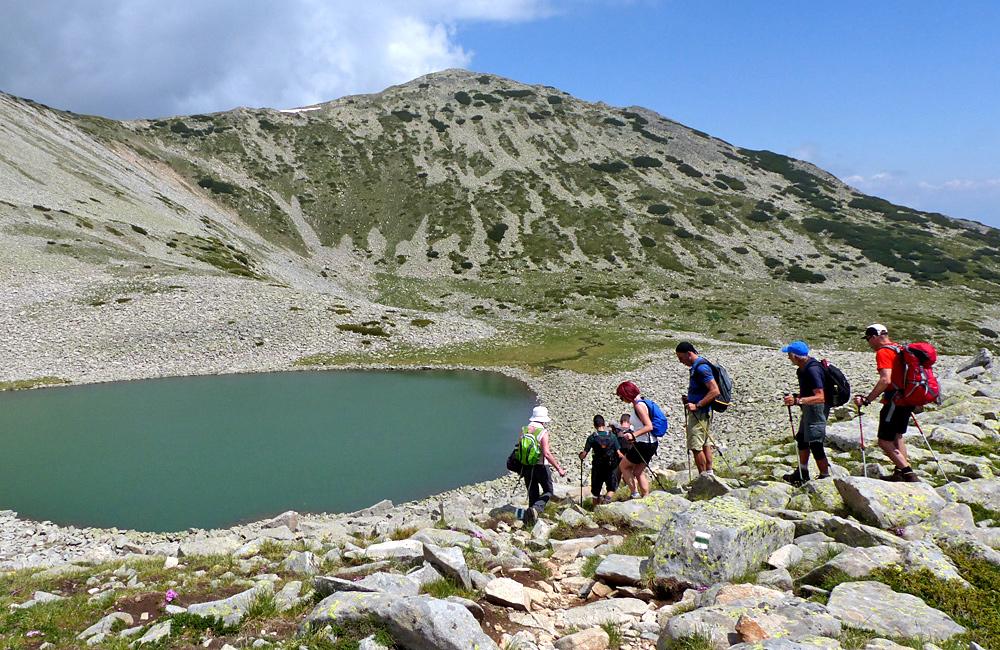 pirin mountains walking and rambling holiday, bulgaria