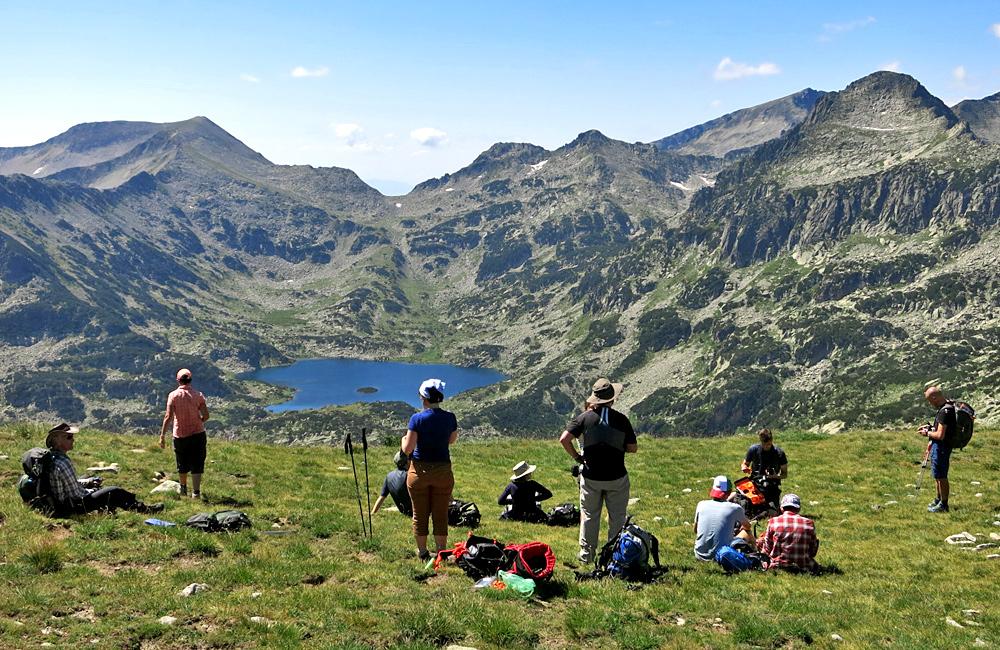 trekking and hiking tours in bulgaria, rila and pirin mountains
