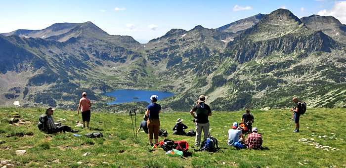 guided trekking and hiking tour in the pirin and rila mountains, bulgaria