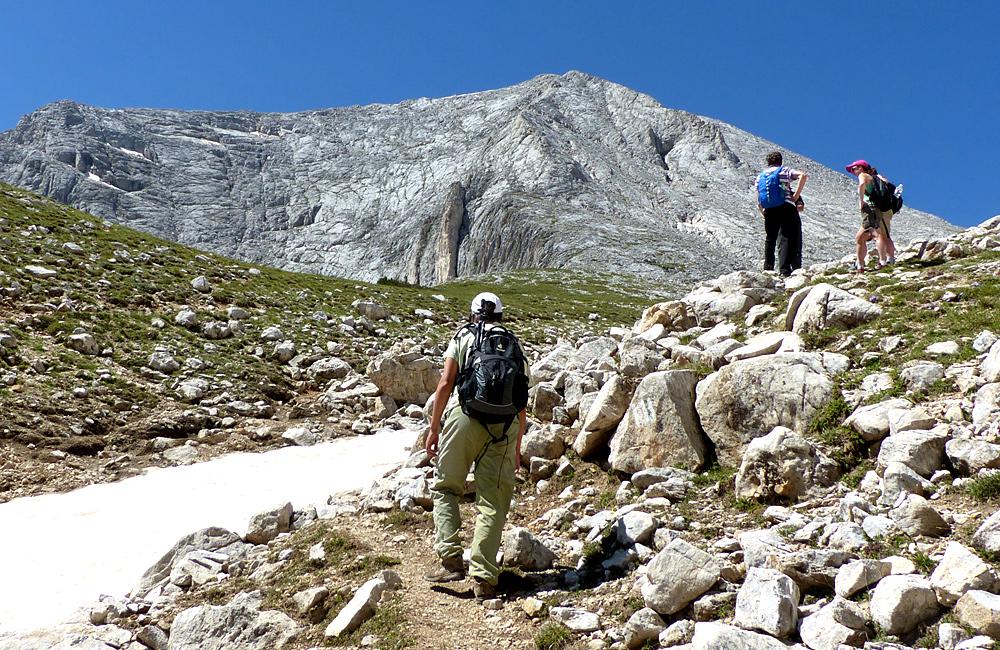 self-guided walking and trekking in pirin, bulgaria