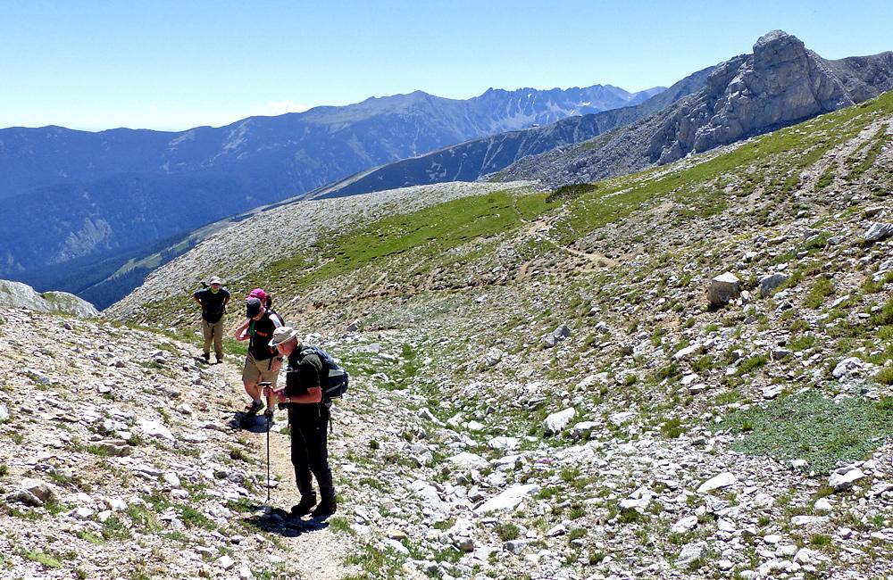 hiking and trekking trips in bulgaria, pirin mountains