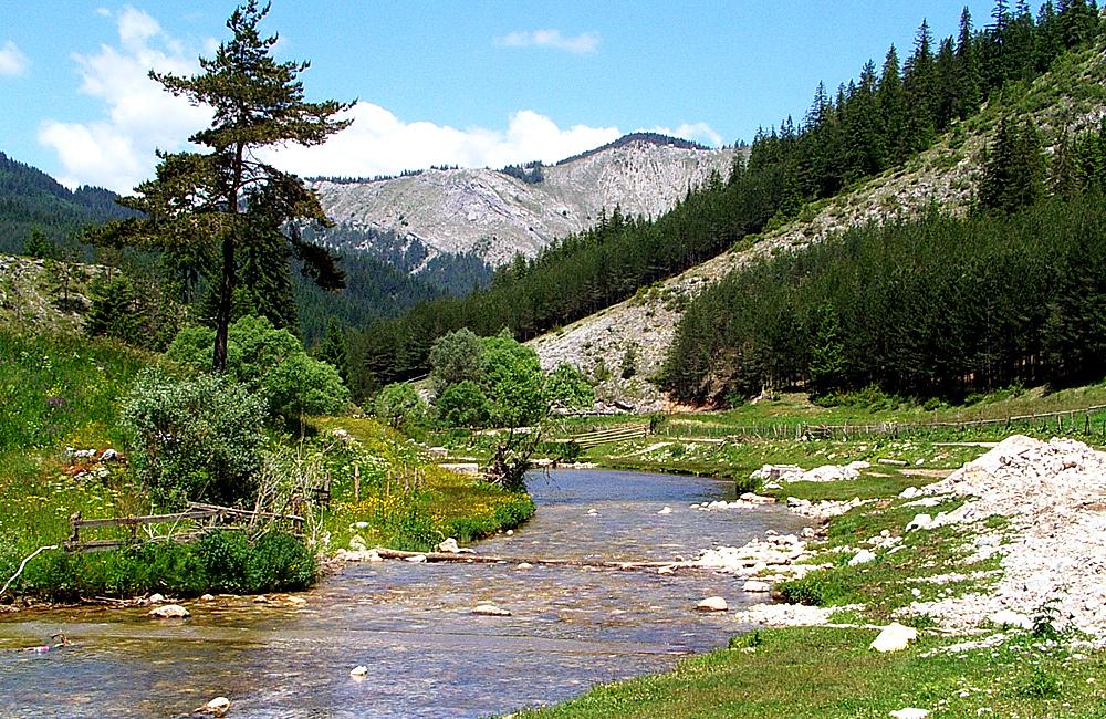 mountain walking tours of bulgaria, rhodope