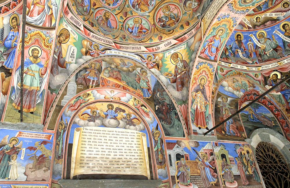 rila monastery hiking and culture tours, bulgaria