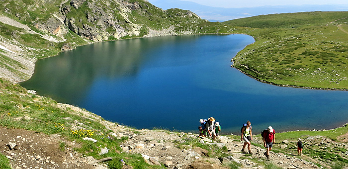 seven rila lakes hiking and walking day tours from sofia