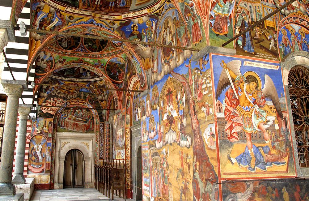 rila monastery hiking and walking tours, bulgaria