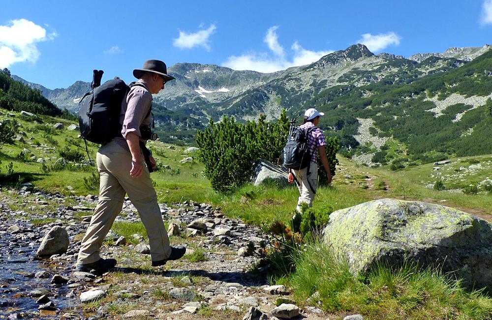 pirin mountains self-guided hiking and trekking tours, bulgaria