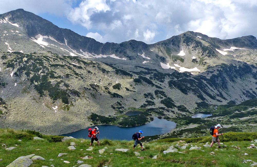 independent trekking tours in pirin mountains, bulgaria