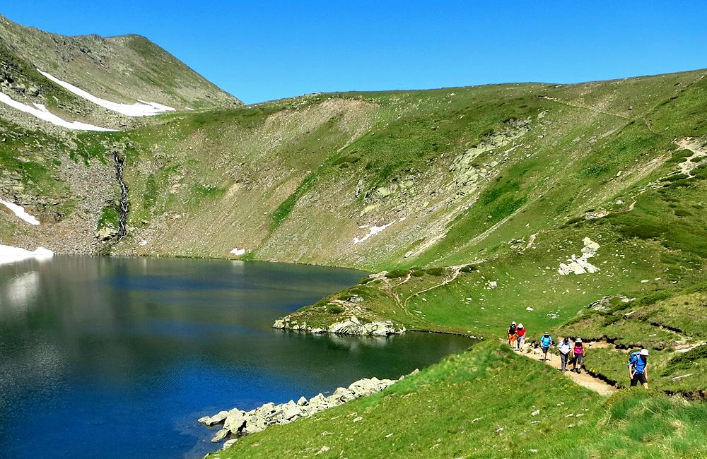 hiking tours in rila and seven rila lakes