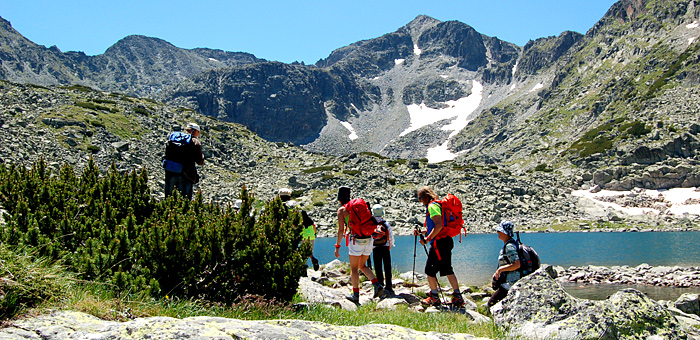 self-guided hiking and independent trekking tours in the rila and pirin mountains, bulgaria