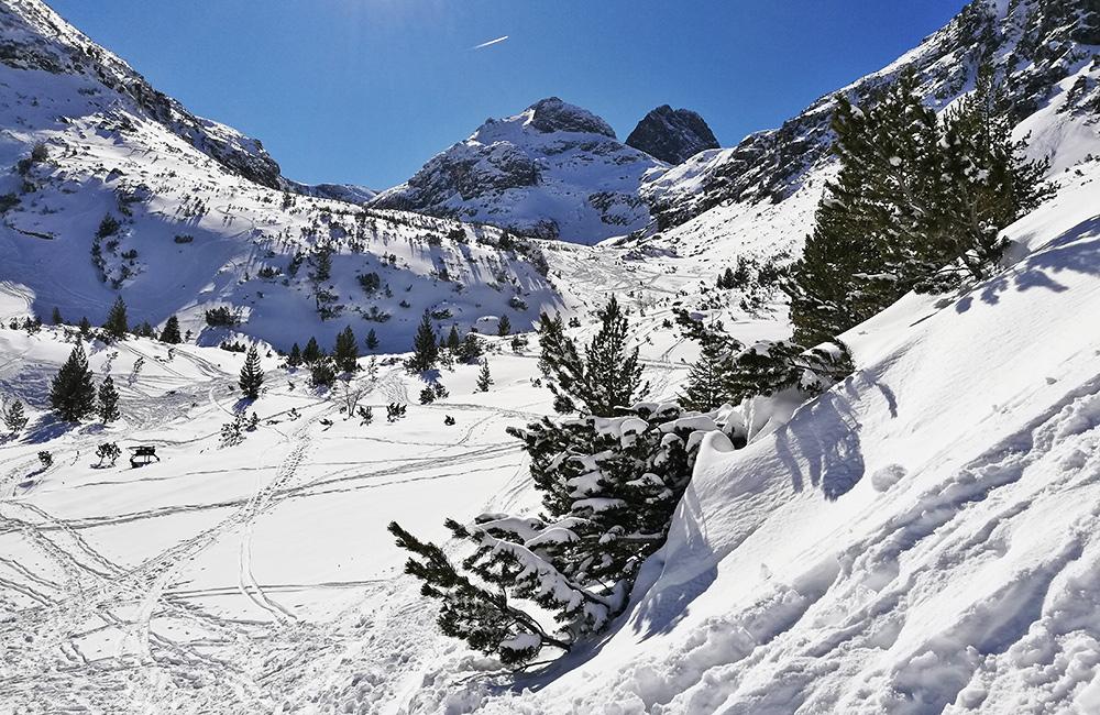 snowshoeing tours in rila mountains, bulgaria