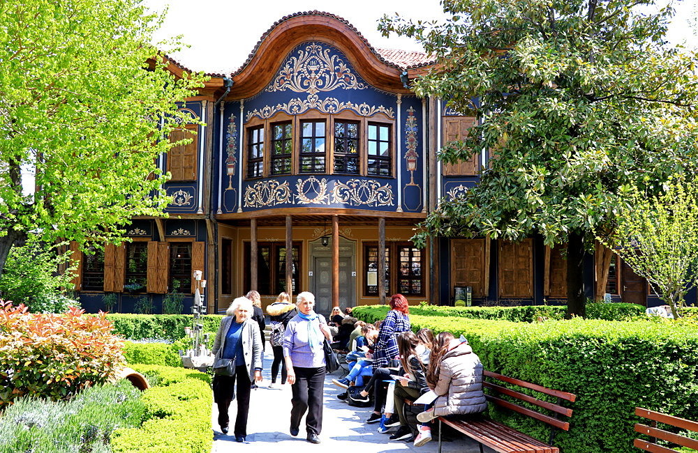 plovdiv history and culture guided tours, bulgaria