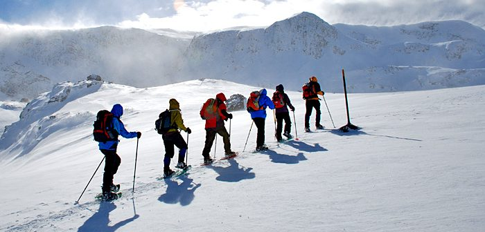 VITOSHA, RILA & PIRIN – THE GREAT SNOWSHOEING ADVENTURE