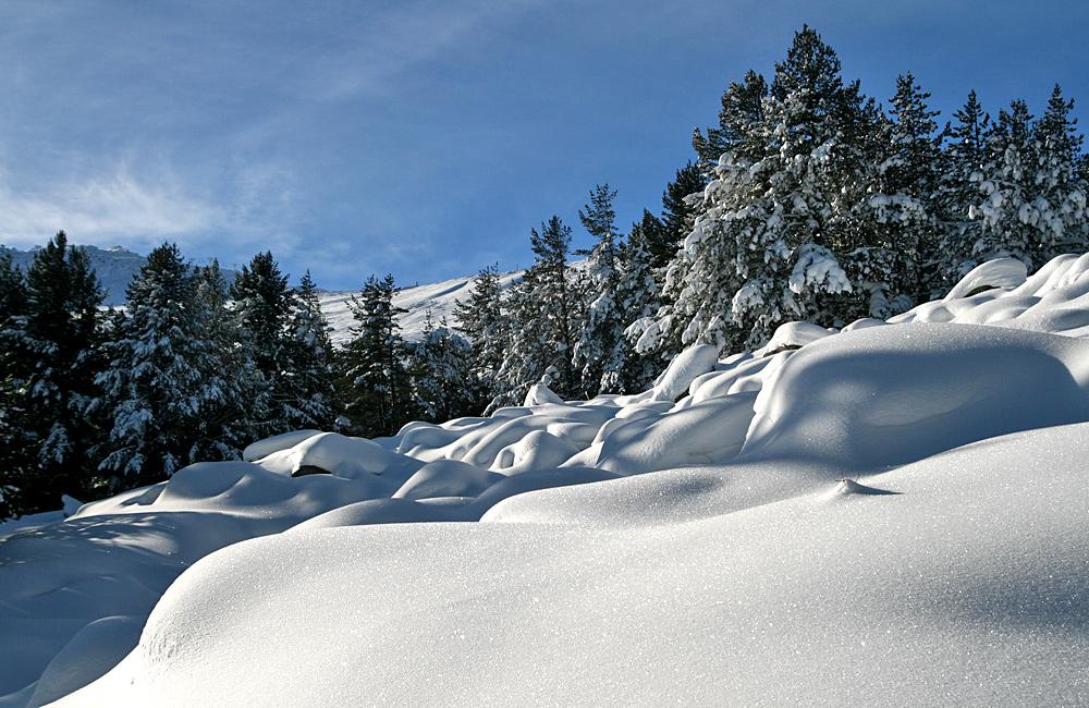 winter snowshoeing trips in vitosha mountains, bulgaria