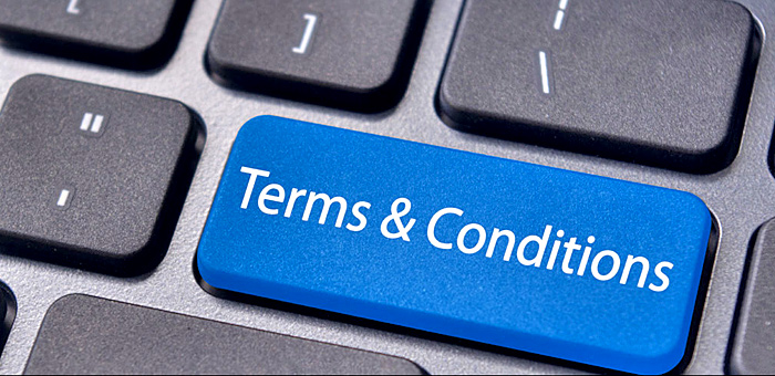 booking and cancellation conditions of traventuria ltd.