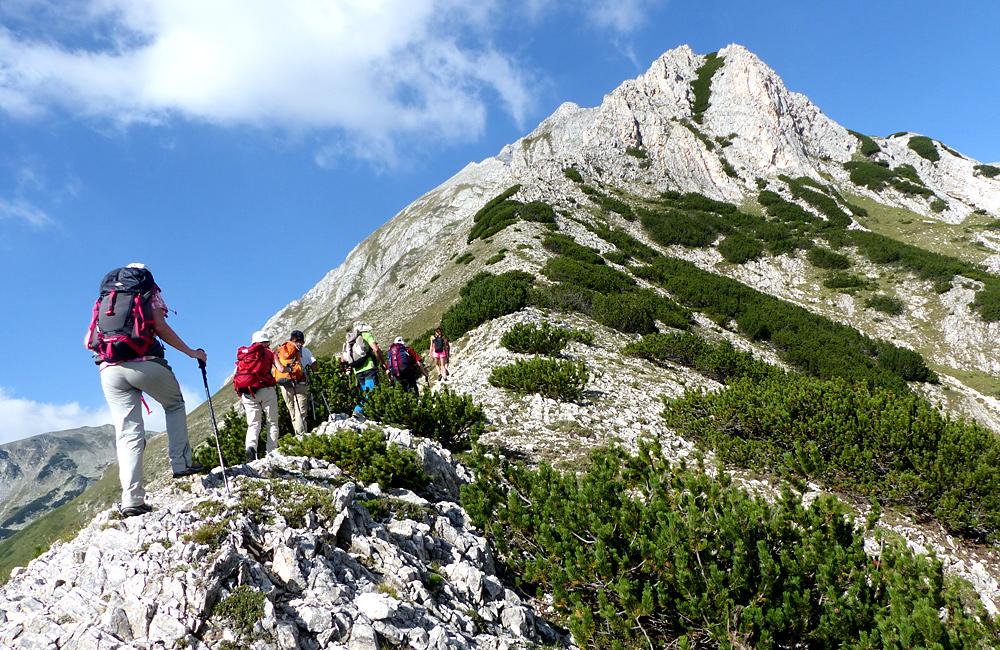 pirin mountains treks, bulgaria