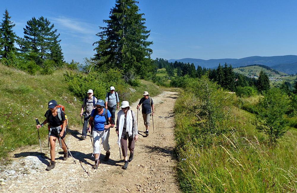 guided walking trip of bulgaria