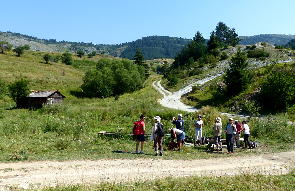 guided hiking tours in the rhodope mountains, bulgaria