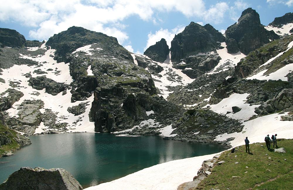 trekking tour in rila to the scary lake and malyovitsa