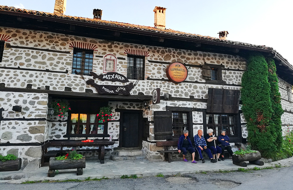 walking holidays in bulgaria and pirin