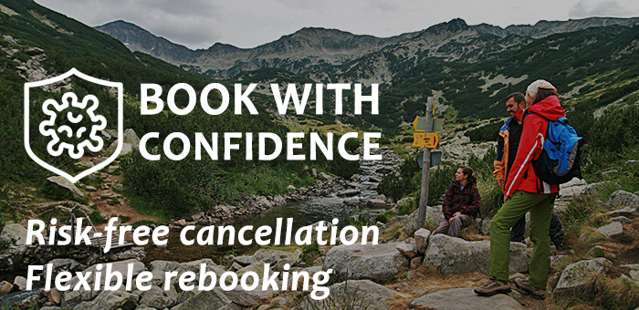 book with confidence hiking tours with traventuria